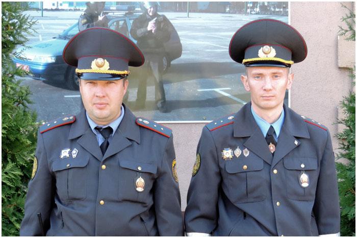 Сотрудники милиции задержали ночного вора