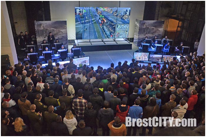 Турнир World of Tanks в Бресте 15 марта