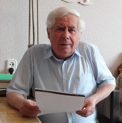 Михаил Беспуда