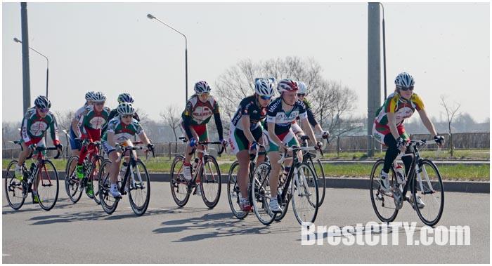 Соревнования по велоспорту в Бресте 9-11 апреля 2015