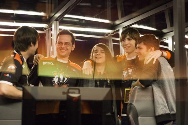 Молодой брестчанин разделит с командой 1,2 млн $ за чемпионат по Dota 2
