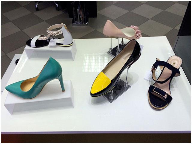 Магазин обуви VITACCI в Бресте