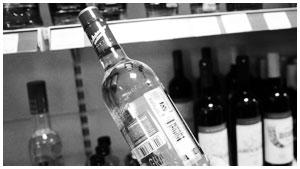 Бутылка водки. Купить