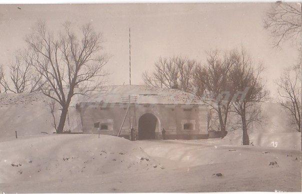 Восточные ворота Брестской крепости
