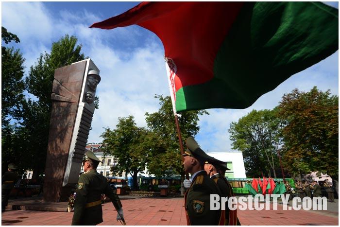 День Независимости в Бресте 3 июля 2013
