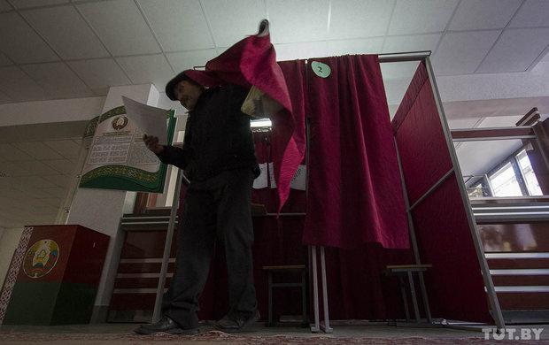 Досрочное голосование в Бресте. Фото Станислав Коршунов