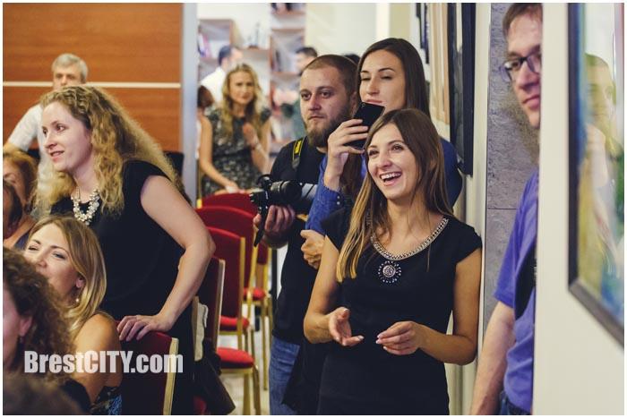В Бресте прошло празднование 15-летие центра йоги