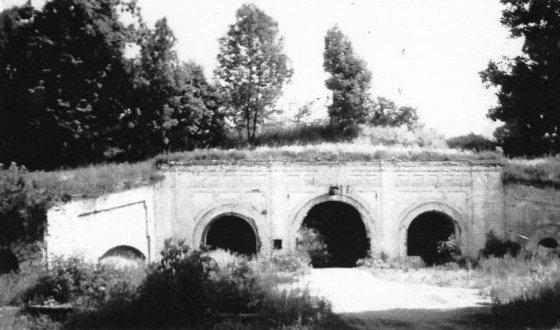 Южные ворота Брестской крепости