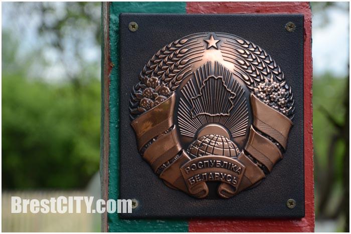 Пограничная застава Казимирово возле Песчатки. Фото: BrestCITY.com