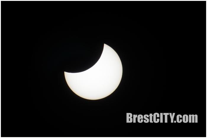 Солнечное затмение 20 марта 2015 года в Беларуси