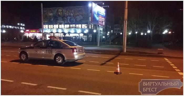На ул.Московской латвиец сбил подростка