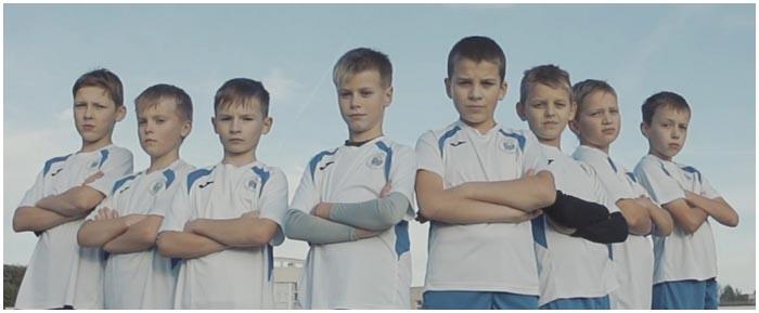 Открытие академии футбола в Бресте
