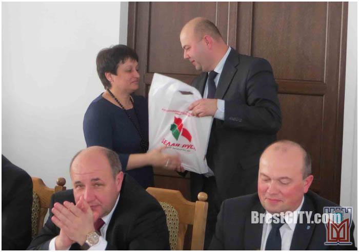 Белая Русь. Московская администрация