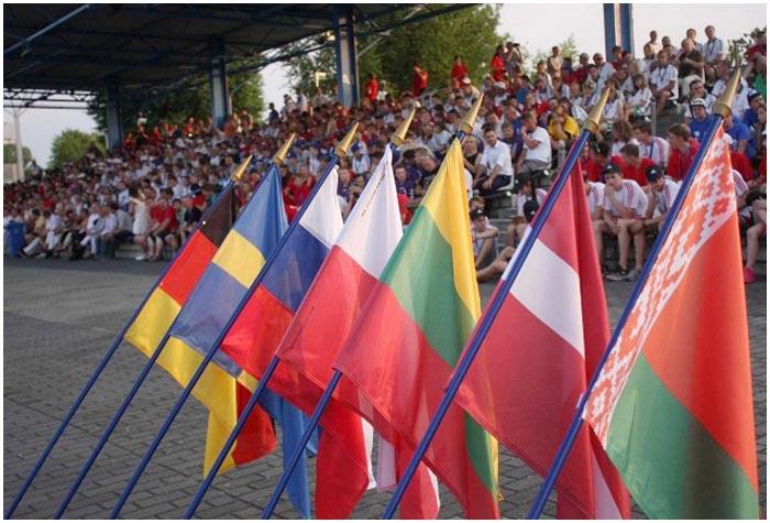 10 юношеские балтийские игры в Бресте
