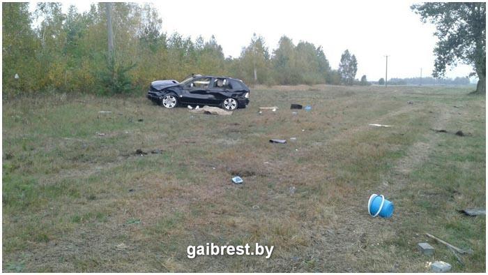 Авария со смертельным исходом в Столинском районе