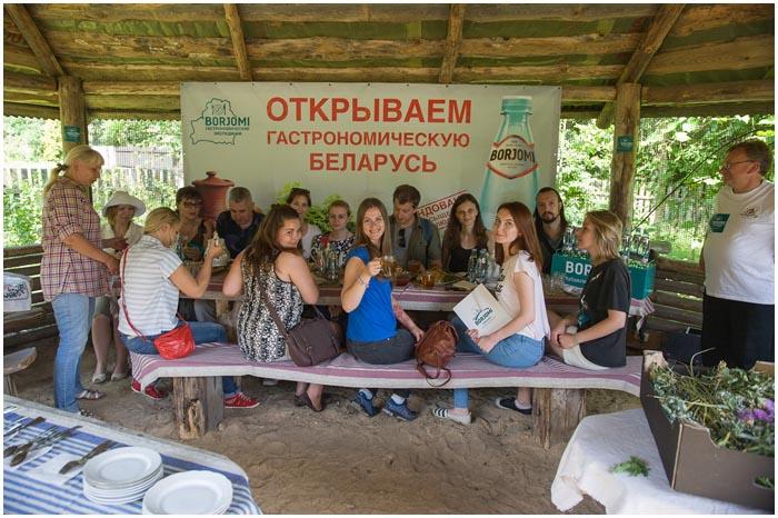 Тур. Гастрономическая Беларусь