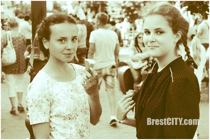 Брест. Последний мирный день 1941-го. Фото BrestCITY.com