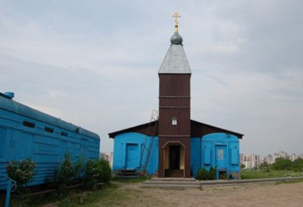 Церковь. Фото: «Православный социализм Брест»