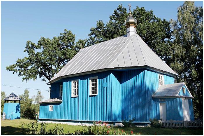 Церковь в Жабинковском районе
