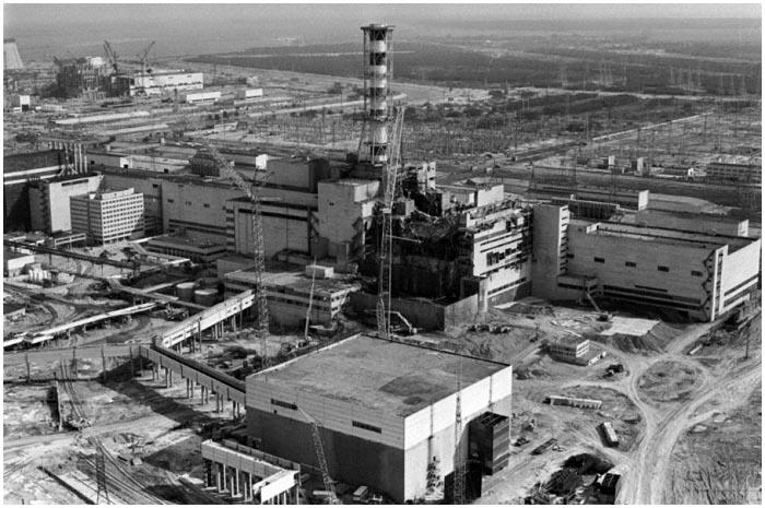 Авария на Чернобыльской АЭС. Эвакуация