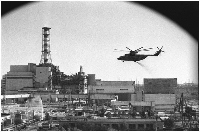 Ликвидатор о Чернобыльской аварии 26 апреля 1986