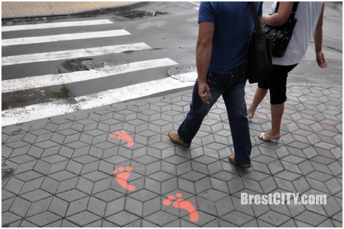Декада ГАИ пешеход