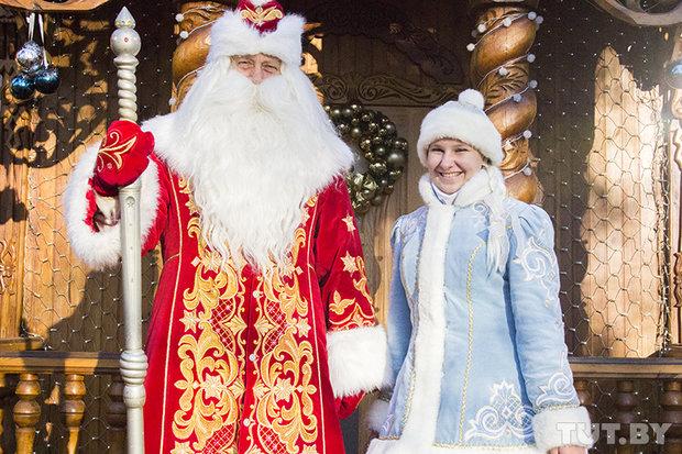 Поместье Деда Мороза. Фото Станислав Коршунов