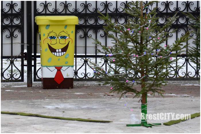 Усадьба Берестейского Деда Мороза. Фото BrestCITY.com