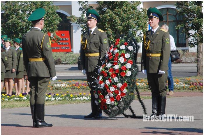 День пограничника в Бресте-2016. Фото BrestCITY.com