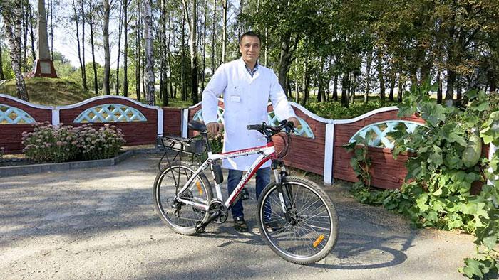 Электровелосипеды в Дрогичиском районе