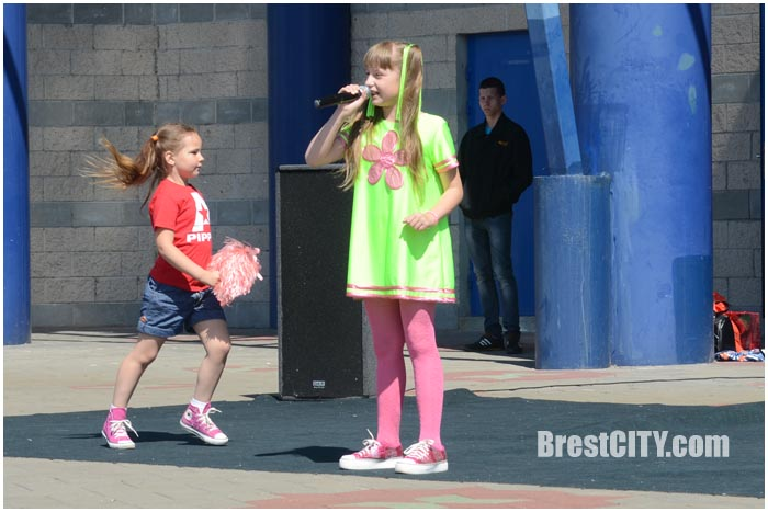 День отца в Бресте на Гребном 18 июня 2016