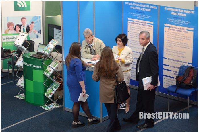 Форум-выставка деловых контактов в Бресте 21-22 апреля 2016
