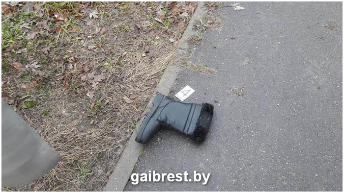 Авария в Жабинсковском районе 21 декабря