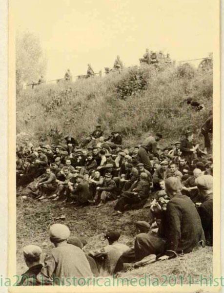 Как это было: военный гарнизон Бреста в первый день войны