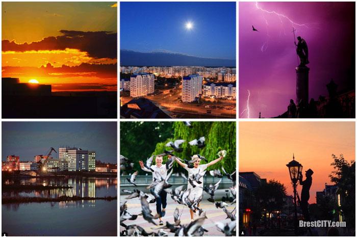 Лучшие июльские инстаграм фото Бреста. Фото BrestCITY.com