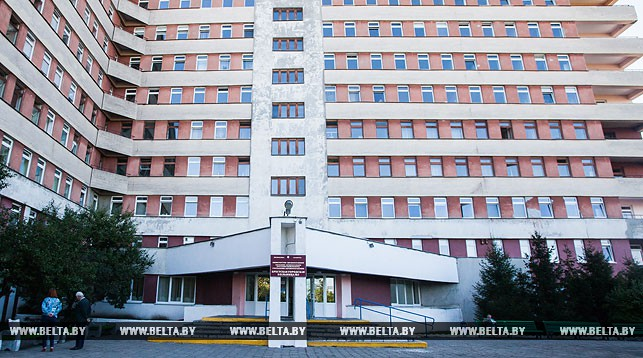 Ангиографический кабинет в городской жд больнице №1