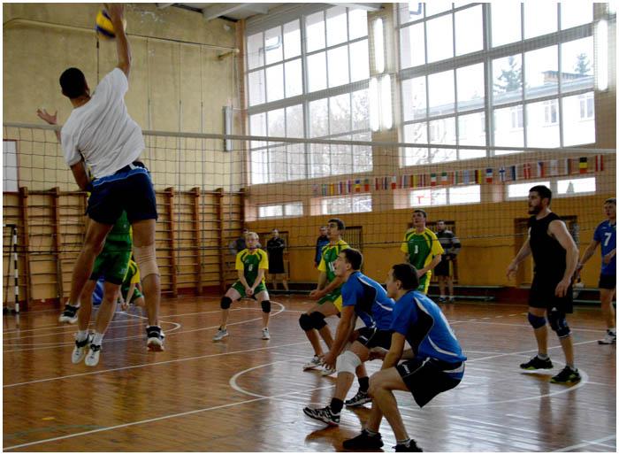 Турнир по волейболу памяти Карвата