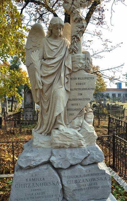 Католический некрополь в Бресте