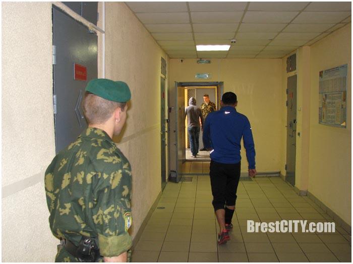 Нарушение пограничного режима кавказцами