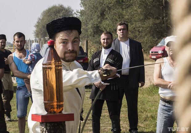 Соревнования казаков под Брестом