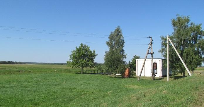 В Березовском районе рыбак зацепил линии электропередач