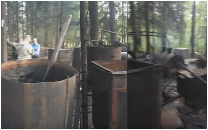 Мини-спирт завод ликвидирован в Каменецком районе