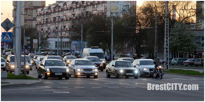 Московская - Пионерская. Пять полос