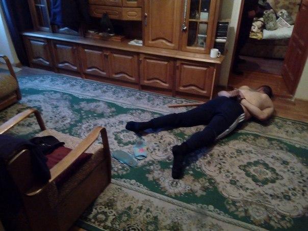 В Бресте милиция накрыла наркопритон