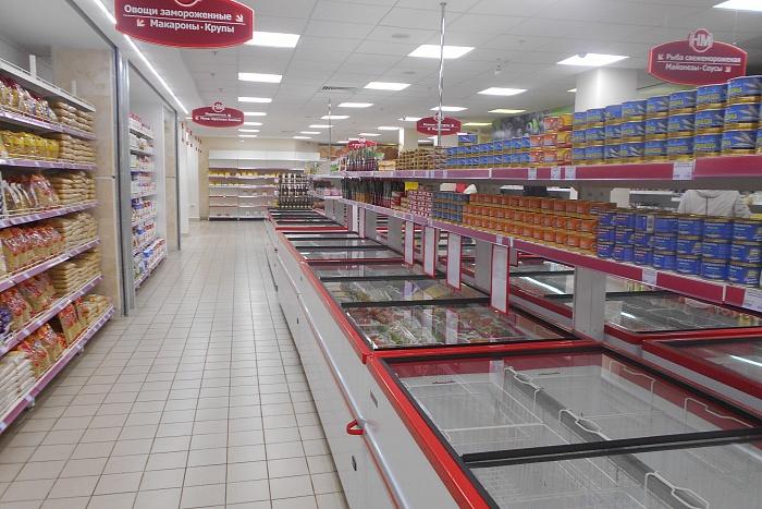 В Бресте закрыли супермаркет Наш Магазин