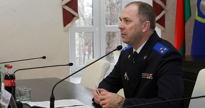 Председатель следственного комитета Иван Носкевич