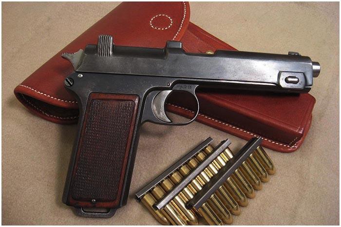 Пистолет первой мировой войны