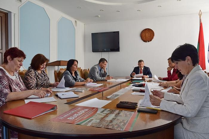 Распределение мест в детских садах Московского района Бреста