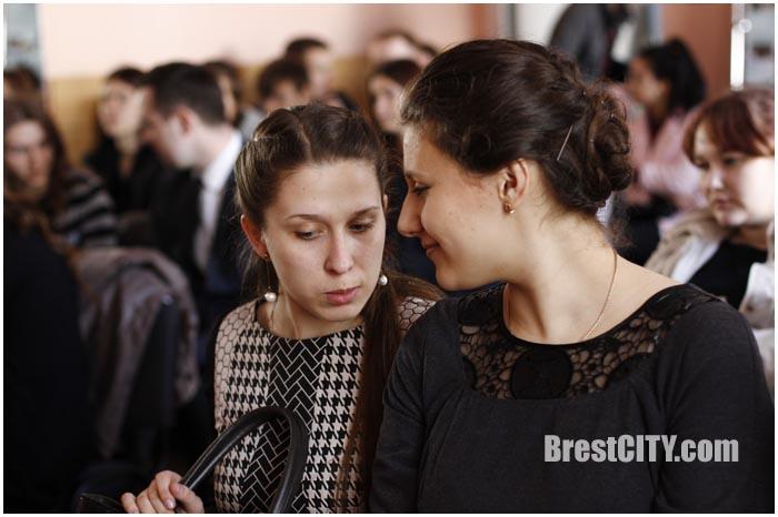 Школа волонтеров в Бресте