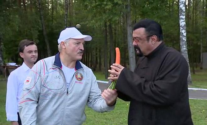Корни Стивена Сигала в Беларуси
